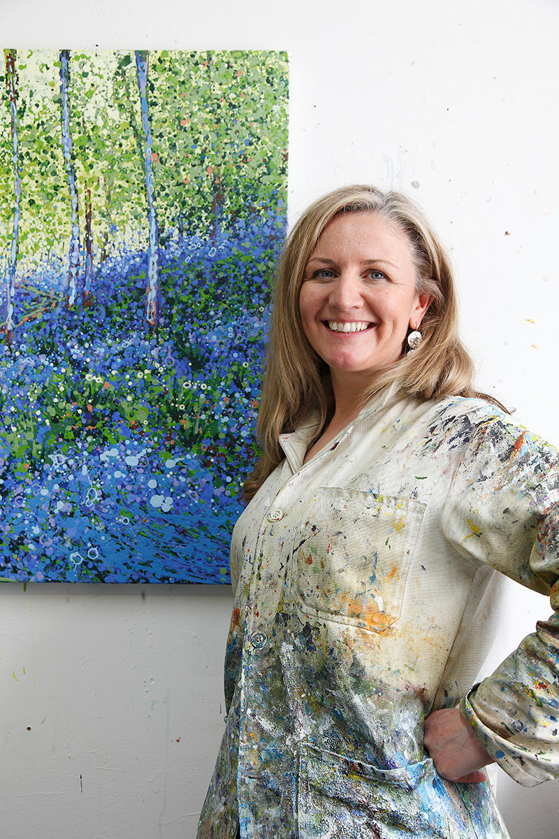 Artist, Angelique Hartigan