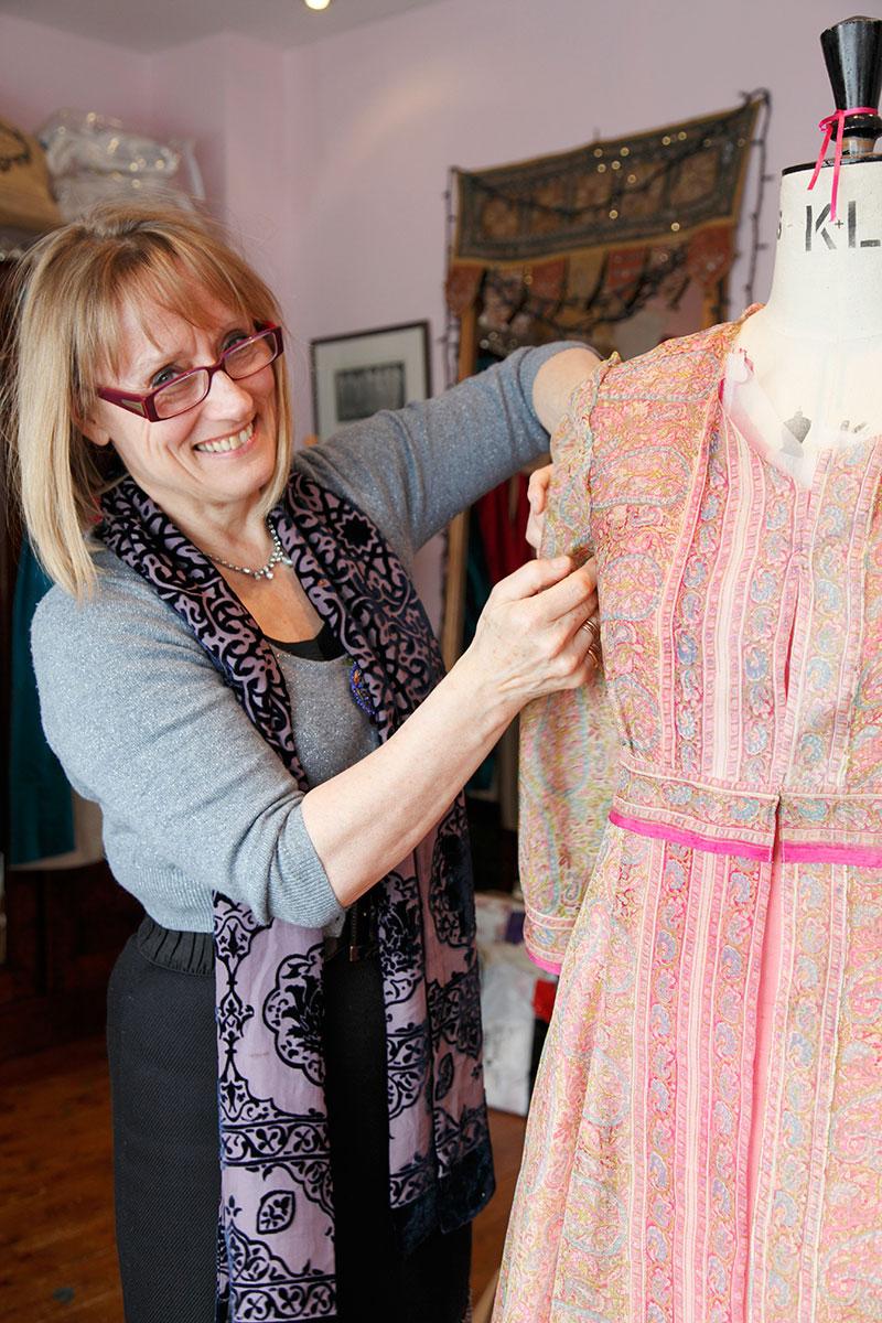 Dressmaker, Catherine Shaw