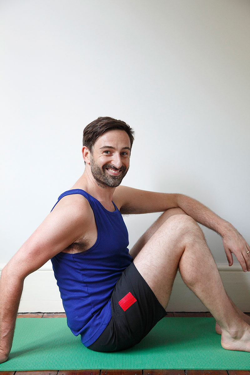 Pilates Instructor, Matthew Attwell